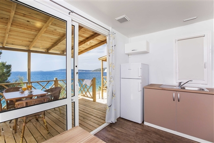 70010 Belvedere Trogir Mobile homes sea view