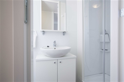 70016 Belvedere Trogir Mobile homes toilet