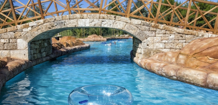 Lazy River Solaris Beach Resort Sibenik
