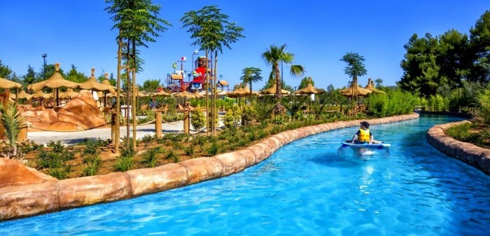 Kinderbereich Aqua Park Solaris Beach Resort Sibenik