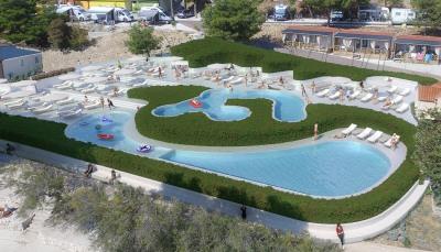 Pool Camping Belvedere Trogir